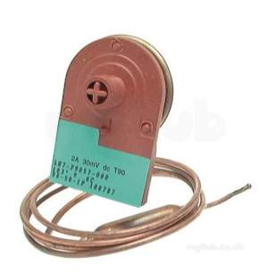 Caradon Ideal Domestic Boiler Spares -  Ideal 100787 Thermostat Limit Lm7p9057