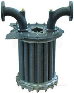 Caradon Ideal Commercial Boiler Spares -  Ideal Boilers Ideal 133188 Heat Exchanger