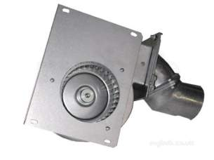 Caradon Ideal Domestic Boiler Spares -  Ideal 136728 Fan Assy Wffb0224-004