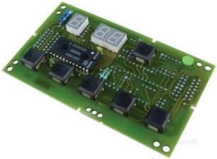 Caradon Ideal Domestic Boiler Spares -  Ideal 139349 Gas Module Display Board