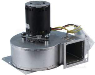 Caradon Ideal Commercial Boiler Spares -  Ideal 139712 Fan Assy Wffb0702-022