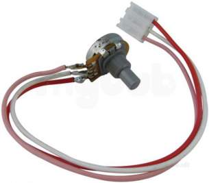 Caradon Ideal Domestic Boiler Spares -  Ideal 151353 Potentiometer Hareness