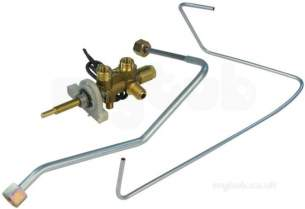 Robinson Willey Boiler Spares -  Robinson Willey Sp988143 Gas Tap Kit