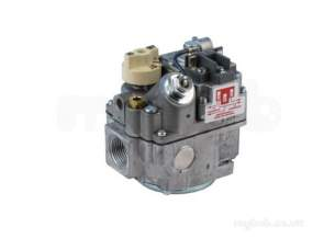 Johnson and Starley Boiler Spares -  Johns S00800 Gas Valve 7000 Bmvr-57c
