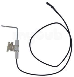 Johnson and Starley Boiler Spares -  Johns S00979 Etrode And Lead State Htr