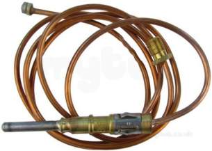 Johnson and Starley Boiler Spares -  Johnson And Starley Johns S00704 Thermocouple