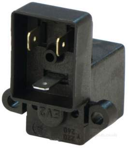 Johnson and Starley Boiler Spares -  Johnson And Starley Johns S00832 Solenoid Sit