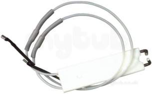 Hamworthy Boiler Spares -  Hamworthy 573406122 Ignition Electrode Cable