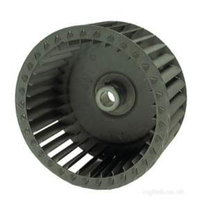 Monoflame Ecoflam Burner Spares -  Ecoflam Eco Bfv10055-001 Fan Impellor