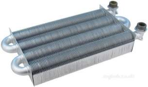 Ravenheat Boiler Spares -  Rheat 0002sca09005/0 Heat Exchanger