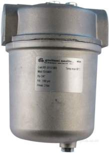 Altecnic Heating Products -  Altec Ga-v7020701a 3/4inch Oil Filter