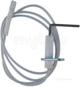 Johnson and Starley Boiler Spares -  Johnson And Starley Johns 208s720 Electrode And Le