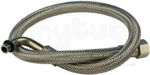 Johnson and Starley Boiler Spares -  Johnson And Starley Johns 1000-0709110 Pump Hose