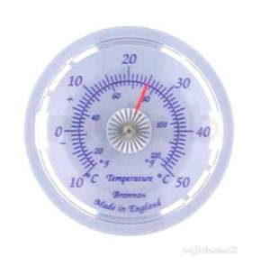 Brannan Thermometers -  Brannan 50mm Cab Thermometer 30/801/3