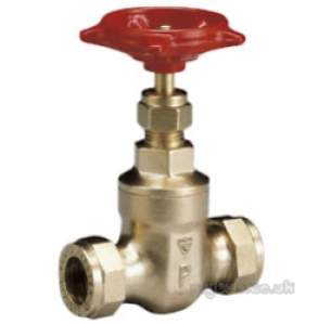 Pegler Gate Globe and Check Valves -  Pegler Gm63 28mm Wh C X C Gm Gate Valve