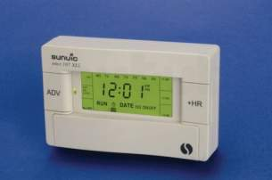 Sunvic Domestic Controls -  Sunvic 107 Xls Single Channel Programmer