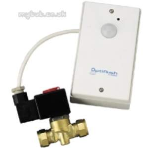 Pegler Optiflush Products -  Pegler Optiflush Battery Urinal Control