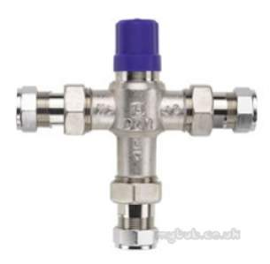 Pegler Thermostatic Mixing Valves -  Pegler 402u Thermo Mixing Valve Cp Obsolete