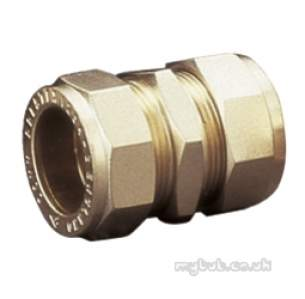 Prestex Compression Fittings -  Prestex 40 54mm C X C Str Coupling