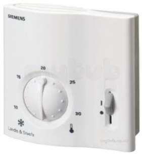 Landis and Staefa Hvac -  Siemens Raa 30 External Setting Plus On/off Sw