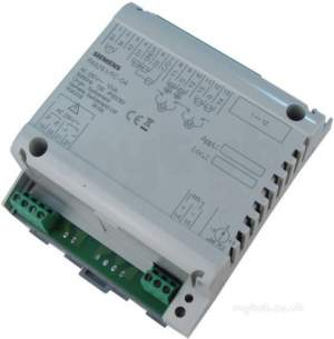 Landis and Staefa Hvac -  Siemens Rxa 29.1 Room Temperature Controller 2 O/p