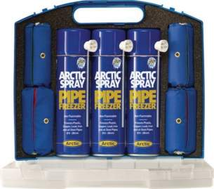 Ph Smoke Products -  Arctic Spray2 Elite Freezing Kit 8-35mm