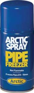 Arctic Pipe Freezing Spray and Accessories -  Arctic Spray2 Pipe Freezer Spray 240g