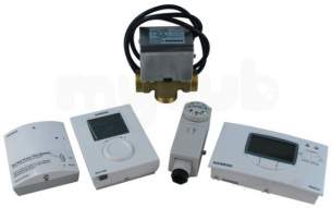 Siemens Domestic Controls -  Siemens 28 Mid Pos With Rdh10rf Pack
