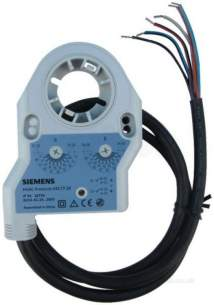 Landis and Staefa Hvac -  Siemens As 2 Double Auxillary Switch