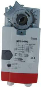Honeywell Commercial HVAC Controls -  Honeywell N20010-sw2 Smartact Act C/w Aux Sw