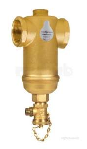 Spirovent Brass Units -  Spirotech Spirovent Dirt Sv3-032-t