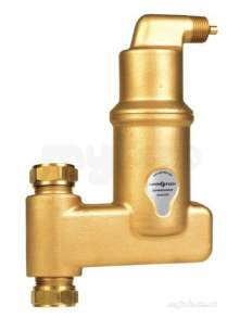Spirovent Brass Units -  Spirotech Spirovent Air Sv1-022-cv