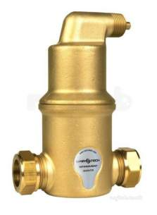 Spirovent Brass Units -  Spirotech Spirovent Air Sv1-022-c
