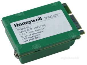 Honeywell Control Systems -  Honeywell R7321a 1012 Plug In Amp See 311305