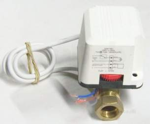 Sunvic Domestic Controls -  Sunvic Szmv 2305 Momo 22mm 2 Port Valve