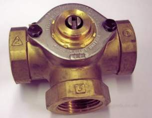 Satchwell Industrial Controls -  Swl Mb 1652 2 Inch 3port Lphw Valve Cv-32