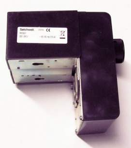 Satchwell Industrial Controls -  Swl Rm 3601 230v Act For Mb/mbx Valves