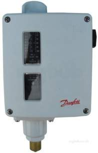 Danfoss Ltd -  Danfoss Rt 116 Pressures Witch 1.0-10 Bar 17 5203