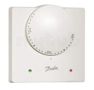 Danfoss Randall Domestic Controls -  Danfoss Ret 230vf2 Volt Free Room Stat