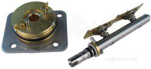 Satchwell Industrial Controls -  Tac 617-9-412 Mb 1.1/2 Valve Spares Kit