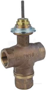Satchwell Industrial Controls -  Tac Mz 3501 1 3port Hphw Valve Cv-8.0