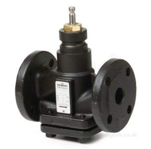 Landis and Staefa Hvac -  Siemens Vvf 31 90 100mm 2port Flange Valve Kv-124