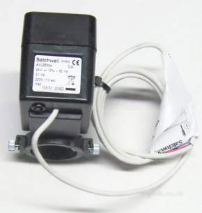 Satchwell Industrial Controls -  Swl Avue5304 24v Direct Acting Act