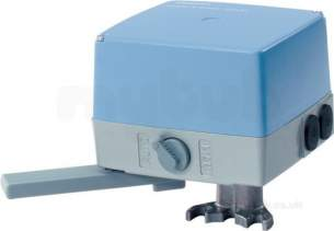 Landis and Staefa Hvac -  Siemens Sqk 33 00 Valve Actuator For Kli Vkf
