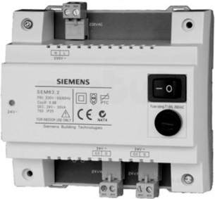 Landis and Staefa Hvac -  Siemens Sem 62.2 Transformer With Housing