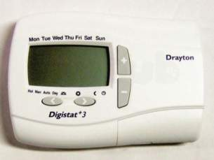 Invensys Domestic Controls and Programmers -  Drayton Digistat Plus 3 24v 7day