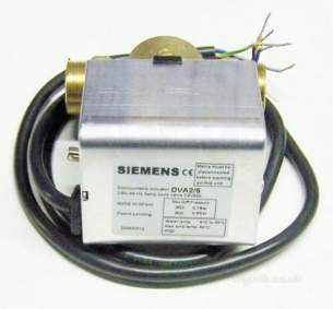 Siemens Domestic Controls -  Siemens 22mm 2 Port Zone Valve Czv222