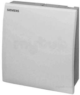 Landis and Staefa Hvac -  Siemens Qfa2020 Sensor Room Temp And Humidity
