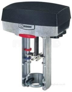 Esbe Limited -  Esbe 210 Series Act 24vac Mo Or 3 Point