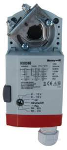 Honeywell Commercial HVAC Controls -  Honeywell N10010 Smartact Actuatr 10nm 0-10vdc
